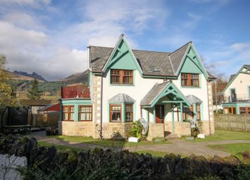 Thumbnail 4 bed detached house for sale in The Orchard, Arrochar