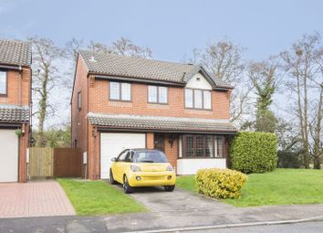Thumbnail 4 bed detached house for sale in Harlech Drive, Rhiwderin, Newport