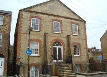 Thumbnail 1 bedroom flat for sale in Rivermill House, 55 Darnley Street, Gravesend, Kent DA110Pb