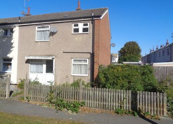 Thumbnail 3 bed end terrace house for sale in Blaycourt, Hull