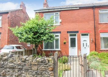Thumbnail 3 bed end terrace house for sale in City Road, Wigan, Lancashire