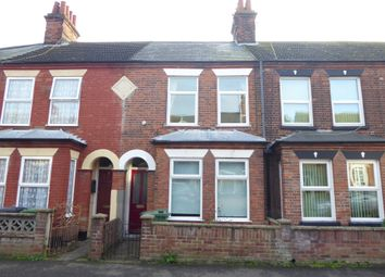 Thumbnail 3 bed terraced house to rent in John Road, Gorleston, Great Yarmouth