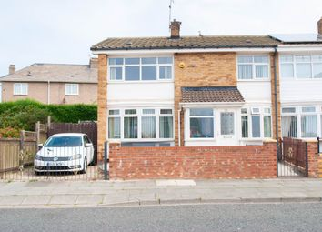Thumbnail 3 bed semi-detached house for sale in Northgate, The Headland, Hartlepool