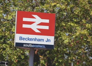 Thumbnail 1 bed flat for sale in Poplar Lane, Beckenham, Greater London