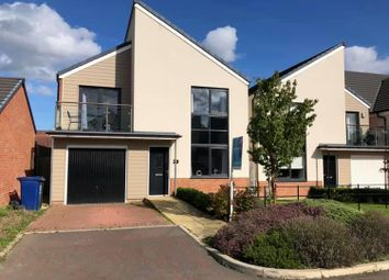 Thumbnail 4 bed property for sale in Iveston Avenue, Great Park, Newcastle Upon Tyne