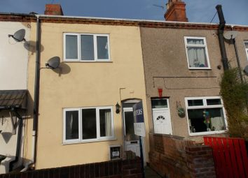 Thumbnail 3 bed terraced house for sale in Fraser Street, Grimsby