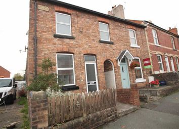 Thumbnail 2 bed end terrace house to rent in Gittin Street, Oswestry