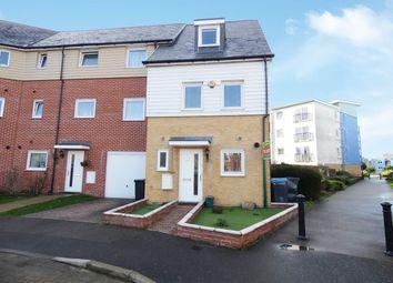 3 bed terraced house for sale in Torkildsen Way, Harlow, Harlow, Essex CM20