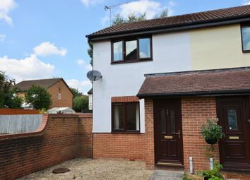 Thumbnail 1 bed end terrace house for sale in Braemar Close, Carterton
