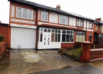 Thumbnail 5 bed semi-detached house for sale in Droylsden Road, Audenshaw, Manchester