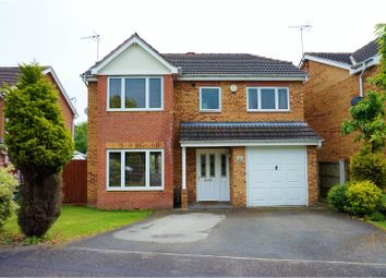 Thumbnail 4 bed detached house for sale in Grizedale Rise, Forest Town