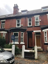 Thumbnail 3 bed terraced house to rent in Rippingham Road, Withington, Manchester