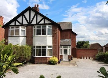 Thumbnail 3 bed semi-detached house for sale in Dovecote Road, Eastwood, Nottingham