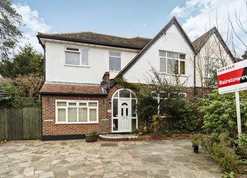 Thumbnail 5 bed semi-detached house for sale in West Way, Shirley, Croydon, Surrey