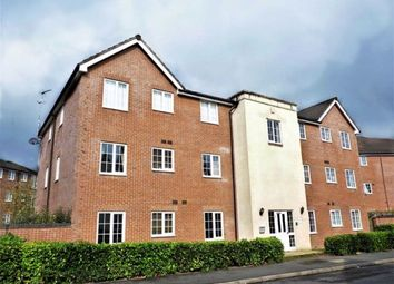 Thumbnail 2 bed flat for sale in Oak Field Road, Saxon Gate, Hereford, Herefordshire