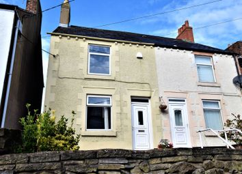 Thumbnail 3 bed terraced house for sale in Top Road Summerhill, Wrexham