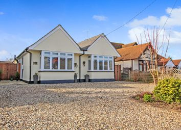 Thumbnail 3 bed detached bungalow for sale in Louvaine Avenue, Wickford