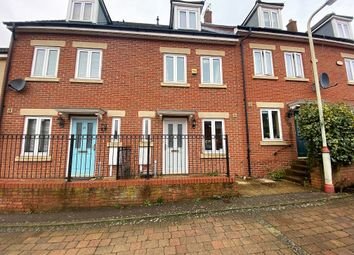 Thumbnail 3 bed terraced house for sale in Packwood Close, Daventry