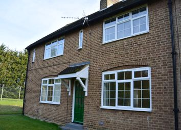 Thumbnail 2 bed terraced house to rent in Cambridge Crescent, Bassingbourn, Royston