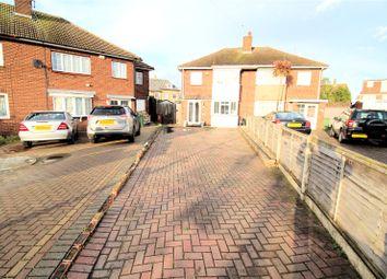 Thumbnail 3 bed semi-detached house for sale in Alderney Road, Slade Green, Kent
