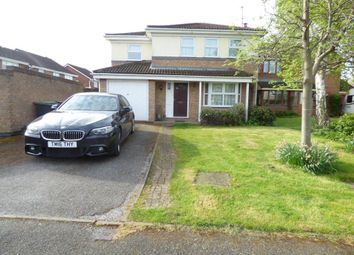 Thumbnail 5 bed detached house to rent in Portland Road, Toton, Beeston, Nottingham