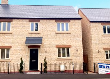 Thumbnail 4 bed detached house for sale in North Street, Raunds, Wellingborough