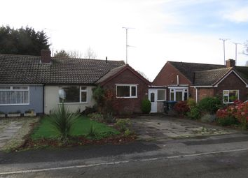 Thumbnail 2 bed terraced bungalow for sale in Seymour Close, Willenhall, Coventry
