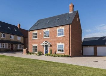 Thumbnail 5 bed detached house for sale in Victoria Heights, Melbourn