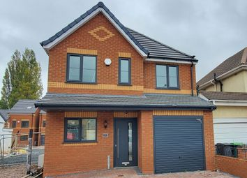 Thumbnail 3 bed detached house for sale in Penncricket Lane, Oldbury