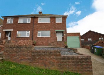 Thumbnail 3 bed semi-detached house for sale in Station Road, Newhaven