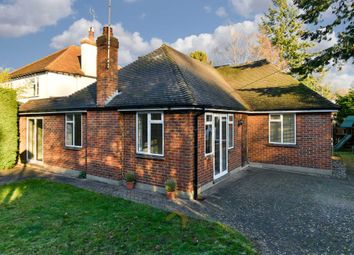 Thumbnail 4 bed detached bungalow to rent in Woodcote Hurst, Epsom
