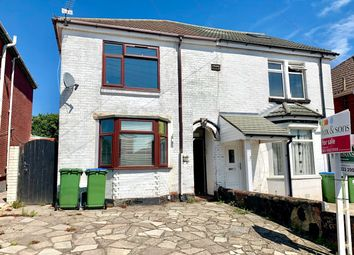 Thumbnail 5 bed semi-detached house for sale in Mayfield Road, Swaythling, Southampton
