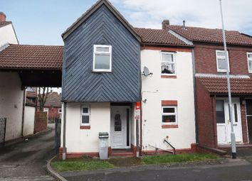 Thumbnail 3 bed terraced house for sale in Kildare Street, Dresden, Stoke-On-Trent, Stoke On Trent
