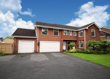 Thumbnail 6 bed detached house for sale in Broadhalgh, Bamford, Rochdale