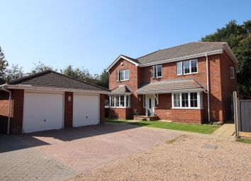 Addison Road, Sarisbury Green, Southampton SO31. 5 bed detached house