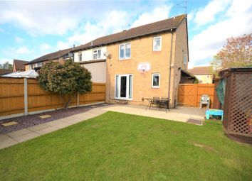 Thumbnail 2 bed end terrace house for sale in Derrick Close, Calcot, Reading, Berkshire