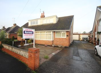 Thumbnail 3 bed semi-detached bungalow for sale in Stockydale Road, Marton, Blackpool, Lancashire
