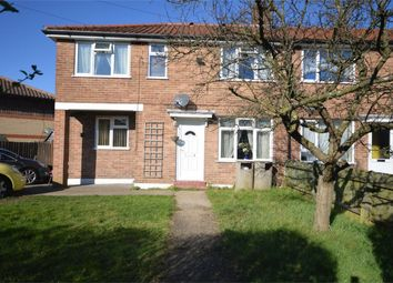 Thumbnail 4 bedroom semi-detached house for sale in Newbegin Close, Norwich