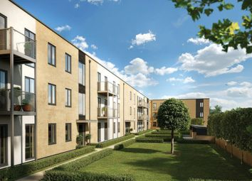 Thumbnail 1 bed flat to rent in Angus Court, Thame, Oxfordshire