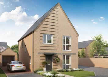 "Thumbnail 4 bedroom semi-detached house for sale in ""Ingleby"" at Pedersen Way, Northstowe, Cambridge"