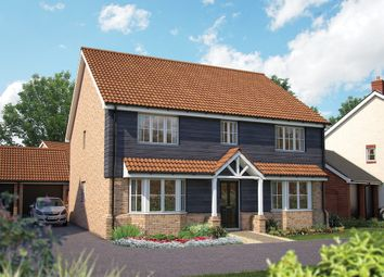 "Thumbnail 5 bed detached house for sale in ""The Winchester"" at Hadham Road, Bishop's Stortford"