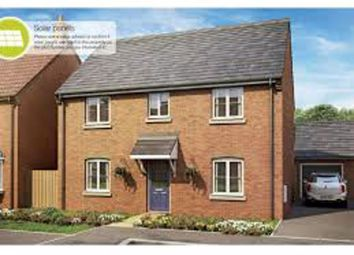 Thumbnail 4 bed detached house for sale in The Galway, Deeping Meadow Northfield Road, Market Deeping