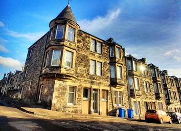 Thumbnail 3 bed flat for sale in Harriet Street, Kirckaldy, Fife