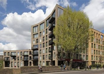 Thumbnail 2 bed flat to rent in Regent Canalside, Camden Road, London