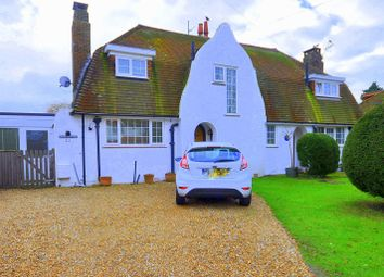 Thumbnail 3 bed semi-detached house for sale in Wannock Lane, Willingdon, Eastbourne