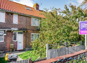 3 bed terraced house for sale in Dominion Road, Broadwater, Worthing BN14