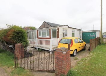 Thumbnail 1 bed detached bungalow for sale in Long Beach Estate, Hemsby, Great Yarmouth