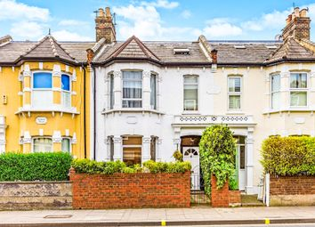 Thumbnail 4 bedroom terraced house for sale in Lillie Road, London