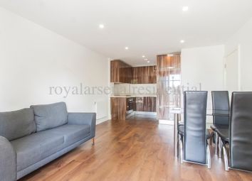 Thumbnail 2 bed flat to rent in Warehouse Court, No.1 Street, Royal Arsenal