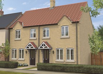 Thumbnail 3 bed semi-detached house for sale in Plot 156, The Chelsea, The Swale, Corringham Road